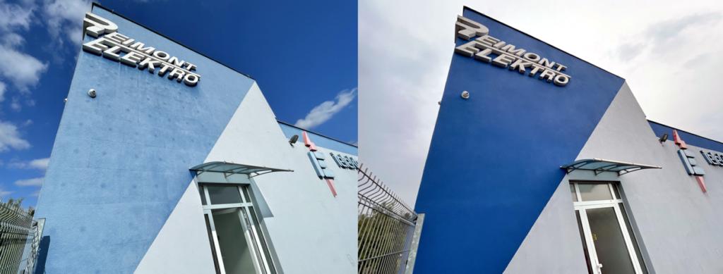 Nátěr fasády a renovace fasády